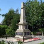 War Memorial - Whitchurch, Shropshire