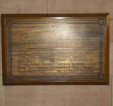 St John's Methodist Chapel Memorial